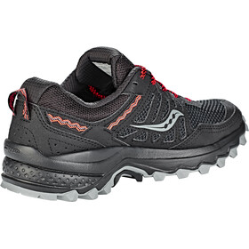 saucony Excursion TR12 GTX Sko Damer, black